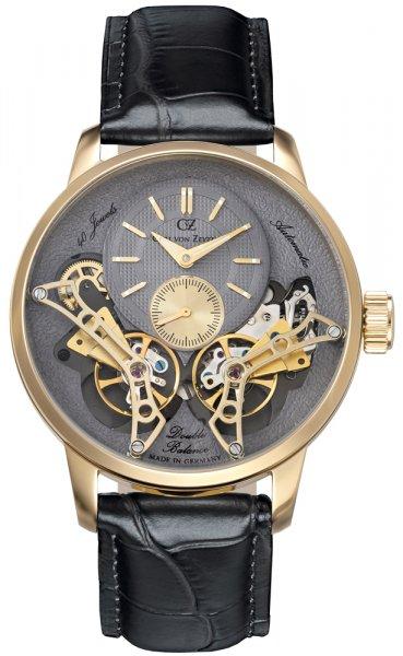 Zegarek Carl von Zeyten CVZ0064GGY - duże 1
