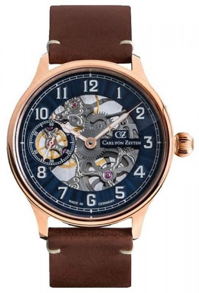 Zegarek Carl von Zeyten CVZ0021RBL - duże 1