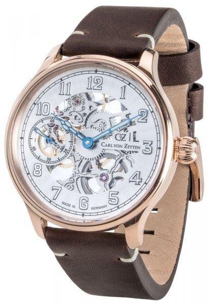 Zegarek Carl von Zeyten CVZ0021RWH - duże 1