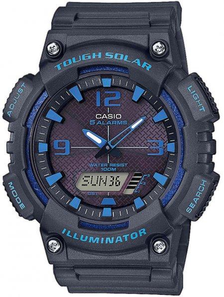 Zegarek Casio AQ-S810W-8A2VEF - duże 1