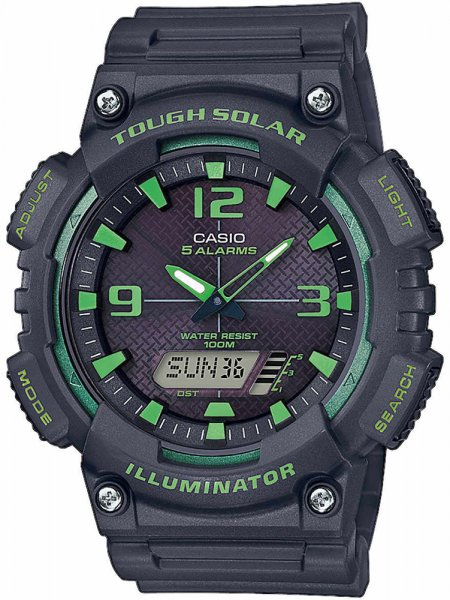 Zegarek Casio AQ-S810W-8A3VEF - duże 1