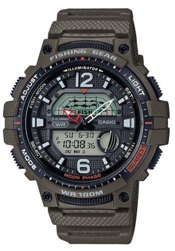 Zegarek Casio WSC-1250H-3AVEF - duże 1