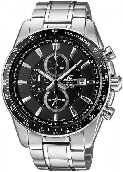 Zegarek Casio EDIFICE EF-547D-1A1VEF - duże 1