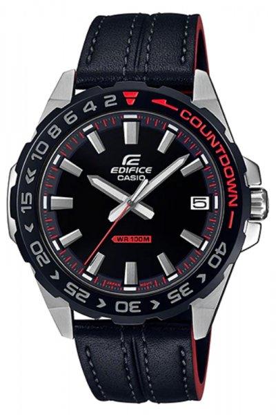 Zegarek Casio EFV-120BL-1AVUEF - duże 1