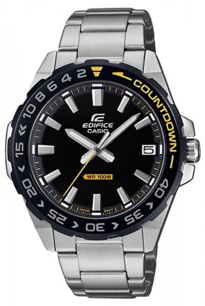 Zegarek Casio EDIFICE EFV-120DB-1AVUEF - duże 1