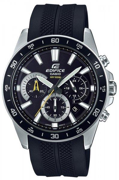 Zegarek Casio EDIFICE EFV-570P-1AVUEF - duże 1