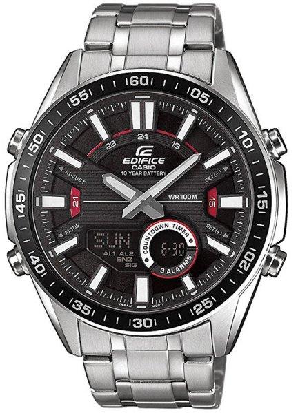 Zegarek Casio EDIFICE EFV-C100D-1AVEF - duże 1