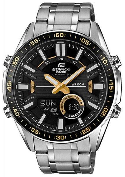 Zegarek Casio EFV-C100D-1BVEF - duże 1