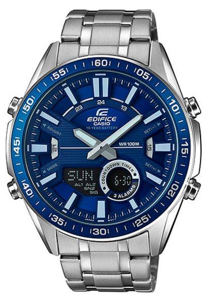 Zegarek Casio EFV-C100D-2AVEF - duże 1