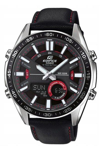 Zegarek Casio EFV-C100L-1AVEF - duże 1