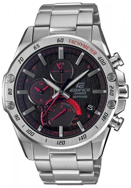 Zegarek męski Casio EDIFICE edifice premium EQB-1000XD-1AER - duże 1