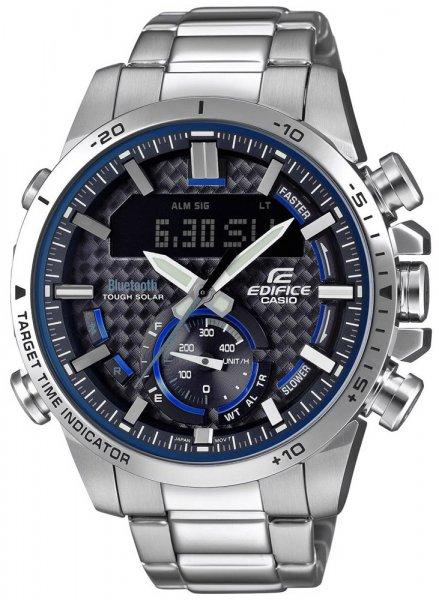 Zegarek Casio ECB-800D-1AEF - duże 1