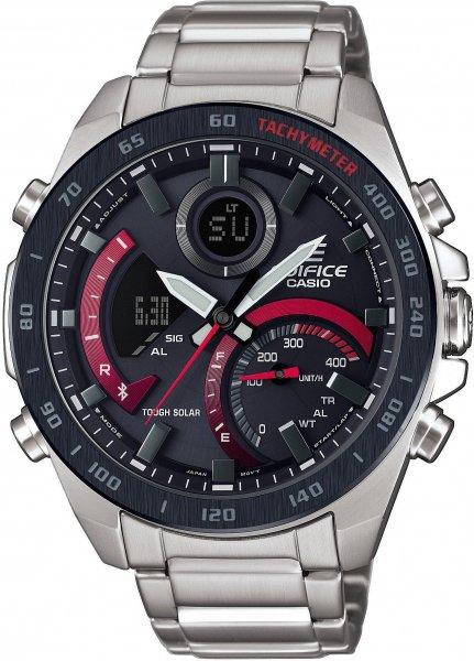 Zegarek Casio EDIFICE ECB-900DB-1AER - duże 1