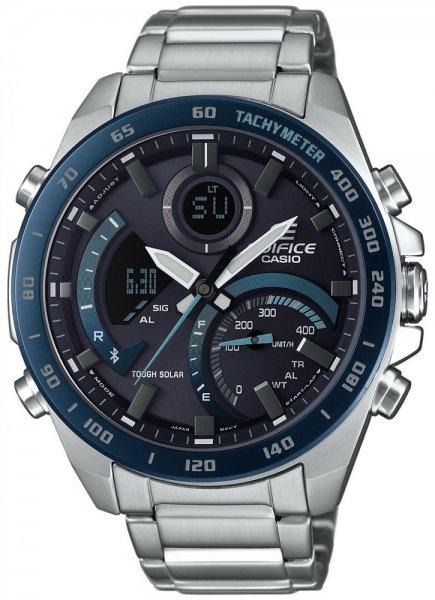 Zegarek Casio EDIFICE ECB-900DB-1BER - duże 1