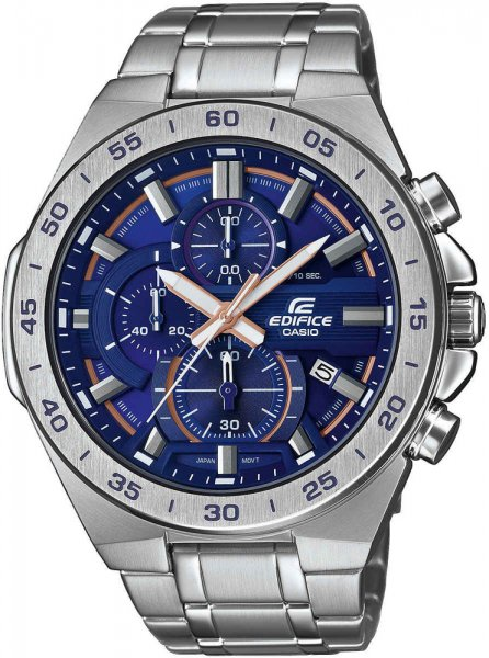 Zegarek Casio EDIFICE EFR-564D-2AVUEF - duże 1
