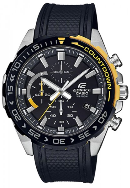 Zegarek Casio EDIFICE EFR-566PB-1AVUEF - duże 1
