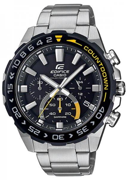 Zegarek Casio EFS-S550DB-1AVUEF - duże 1