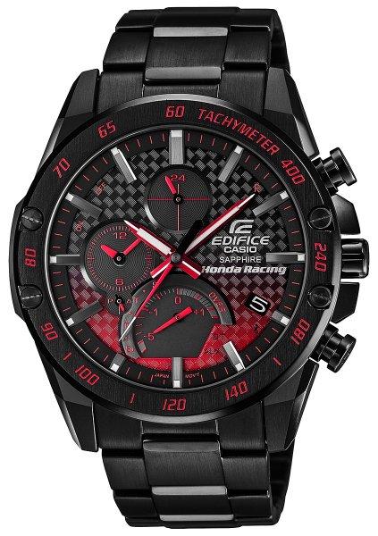 Zegarek Casio EQB-1000HR-1AER - duże 1