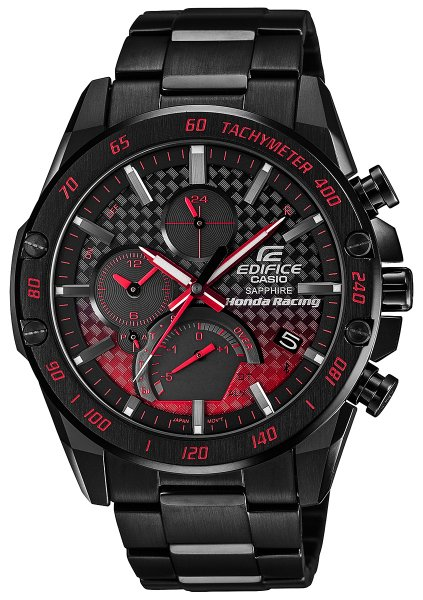Zegarek Casio EDIFICE EQB-1000HR-1AER - duże 1