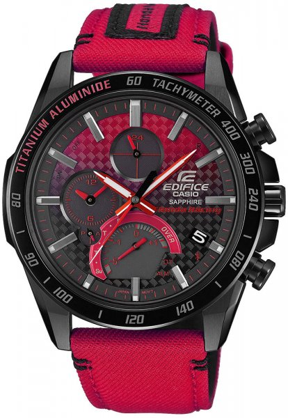Edifice EQB-1000HRS-1AER EDIFICE Premium Honda Racing Limited Edition
