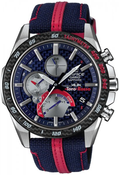 Zegarek Casio EQB-1000TR-2AER - duże 1