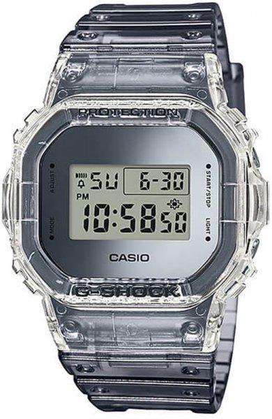 Zegarek męski Casio G-SHOCK g-shock DW-5600SK-1ER - duże 1