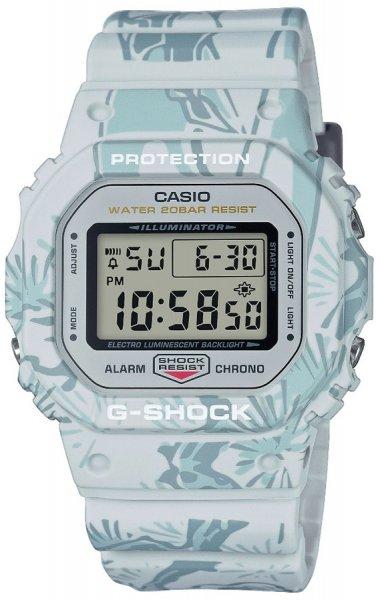 Zegarek Casio G-SHOCK DW-5600SLG-7DR - duże 1