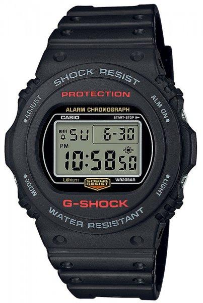 DW-5750E-1ER - zegarek męski - duże 3