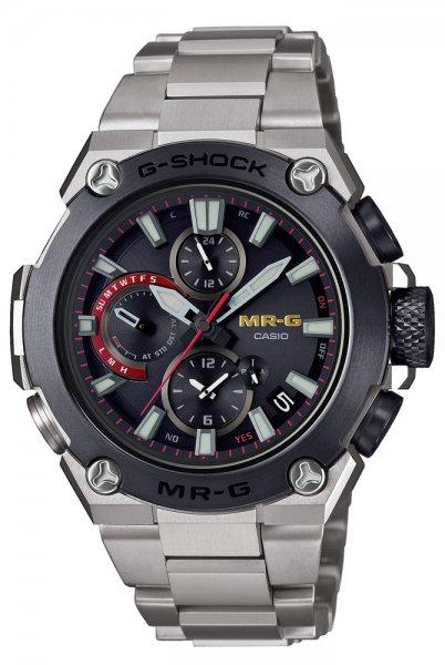 Zegarek G-Shock Casio METAL TWISTED G 2-WAY SYNC -męski - duże 3