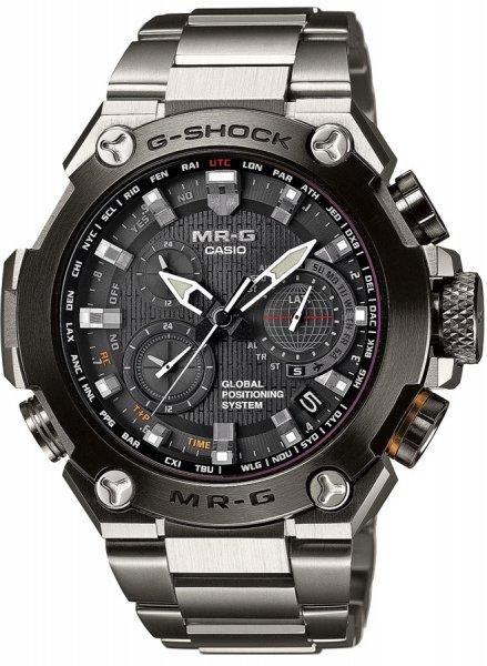 MRG-G1000D-1ADR - zegarek męski - duże 3