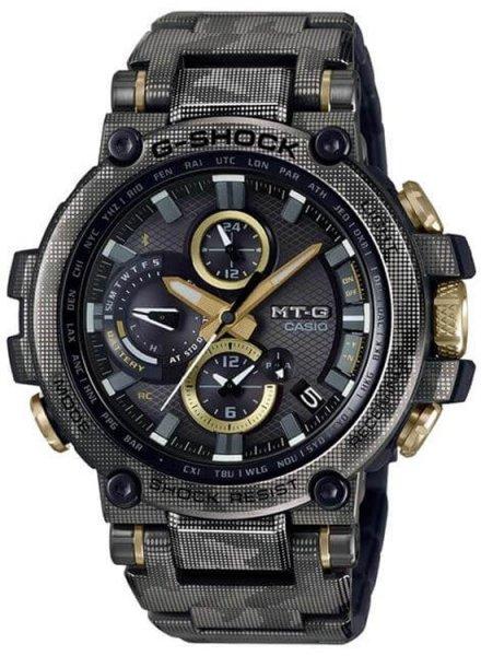 Zegarek męski Casio G-SHOCK g-shock exclusive MTG-B1000DCM-1AER - duże 1