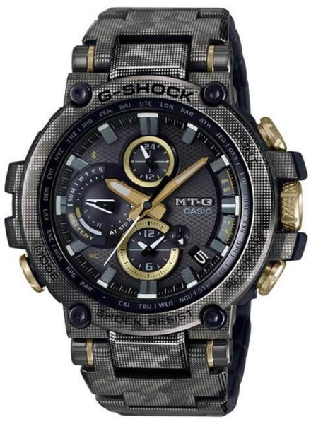 Zegarek Casio G-SHOCK MTG-B1000DCM-1AER - duże 1