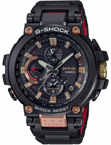 Zegarek Casio G-SHOCK MTG-B1000TF-1ADR - duże 1