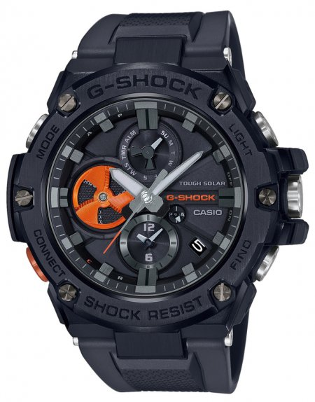 Zegarek Casio G-SHOCK GST-B100B-1A4ER - duże 1