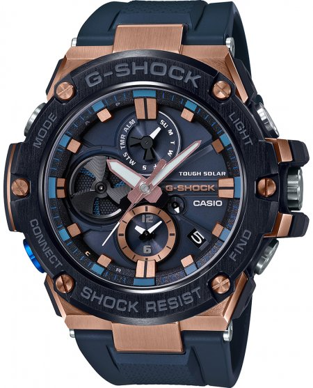 Zegarek Casio G-SHOCK GST-B100G-2AER - duże 1
