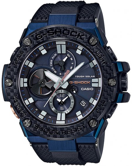 Zegarek Casio G-SHOCK GST-B100XB-2AER - duże 1