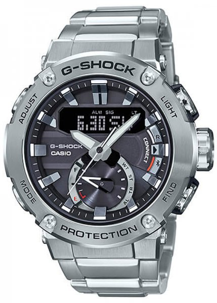 Zegarek Casio G-SHOCK GST-B200D-1AER - duże 1