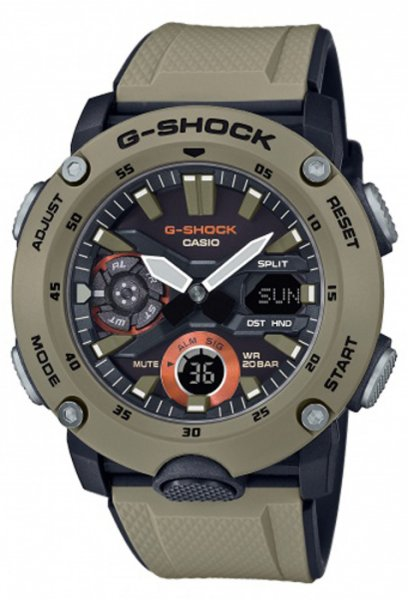 Zegarek Casio G-SHOCK GA-2000-5AER - duże 1