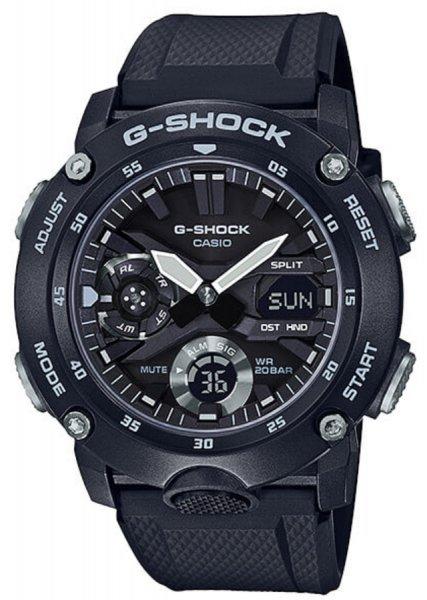 GA-2000S-1AER - zegarek męski - duże 3