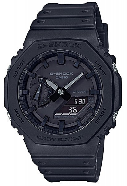 GA-2100-1A1ER - zegarek męski - duże 3
