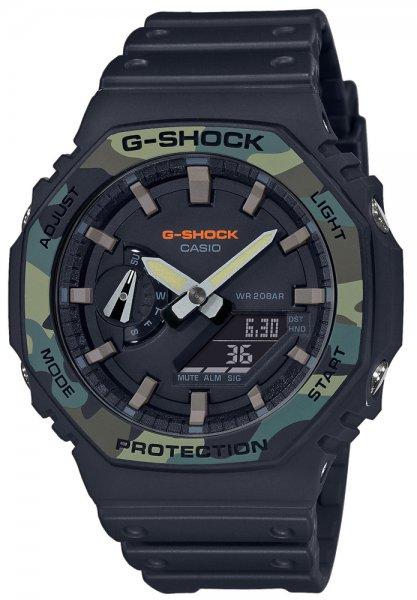 GA-2100SU-1AER - zegarek męski - duże 3