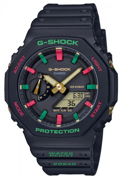 G-Shock GA-2100TH-1AER G-Shock