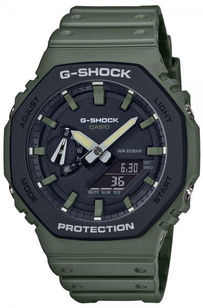 GA-2110SU-3AER - zegarek męski - duże 3
