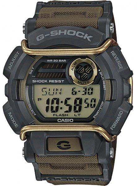 GD-400-9ER - zegarek męski - duże 3
