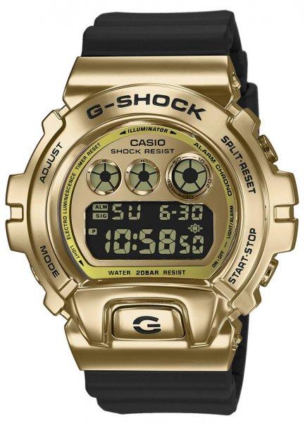 Zegarek Casio G-SHOCK GM-6900G-9ER - duże 1