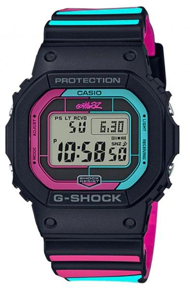 Zegarek Casio GW-B5600GZ-1ER - duże 1
