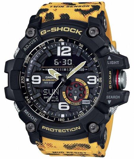 Zegarek G-Shock Casio MUDMASTER WILDLIFE PROMISING -męski - duże 3