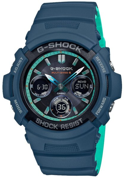 G-Shock AWG-M100SCC-2AER G-SHOCK Original