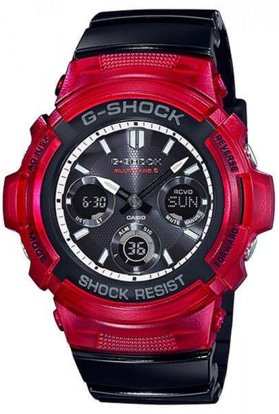 G-Shock AWG-M100SRB-4AER G-SHOCK Original