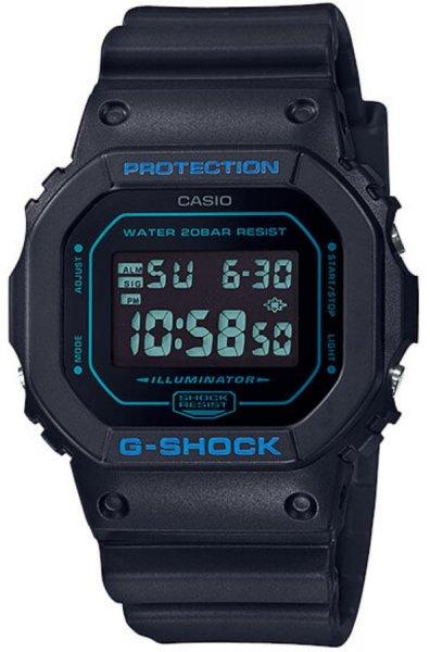 DW-5600BBM-1ER - zegarek męski - duże 3